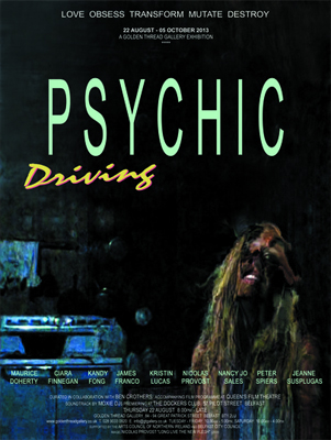 Psychic Driving - Maurice Doherty